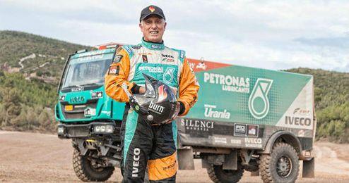 Pep Vila correrá en enero una nueva edición del Dakar