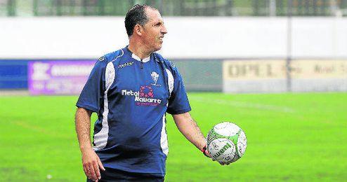 José Antonio Granja, que cumple su quinta temporada al frente del club, ha establecido una base de confianza.