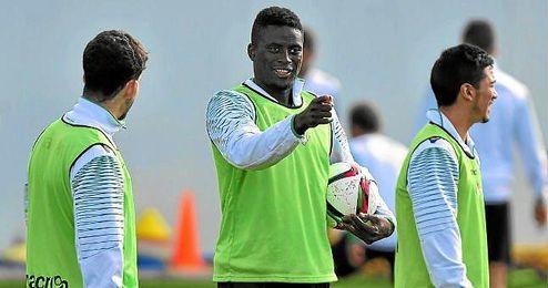 N´Diaye estará con Senegal en la Copa de África.