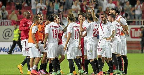 El Sevilla estrenará está camiseta en la Final de la Europa League (Foto)