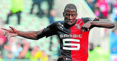 Doucouré es una de las grandes promesas del fútbol galo, un mercado que el Sevilla siempre ha trabajado muy bien con Monchi.