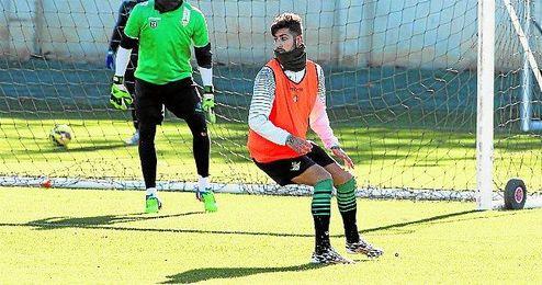 La imagen de Vadillo entrenándose con el grupo supone una gran noticia.