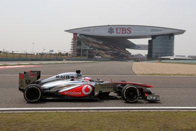 McLaren espera sacar buenos resultados esta temporada.