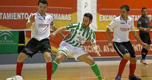 Con este triunfo, el Real Betis FSN continúa encabezando la cabeza de la tabla del Grupo V de Segunda división B.