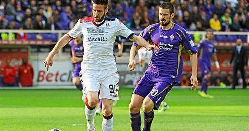 La Fiorentina cedió 1-3 ante el penúltimo, Cagliari.