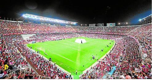 �Comienza una nueva era� en el Sevilla hasta la bandera