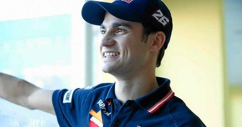 El objetivo del piloto es dar el m�ximo para el Gran Premio de San Marino, que ser� en dos semanas.