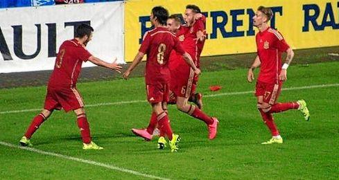 Dos goles en los últimos minutos de partido de Gayá y Deulofeu.