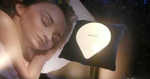 El SleepSense podrá apagar la tele y cambiar la temperatura.
