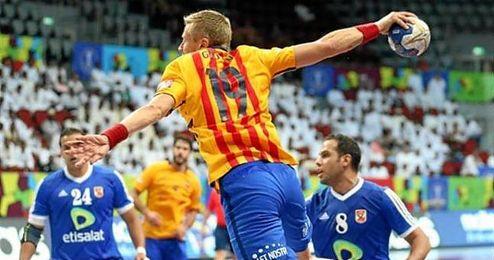 Los catalanes pelearán este jueves (17.00 horas) por el tercer puesto de la competición.