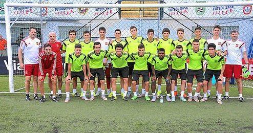 Ceuta no acog�a un partido de Espa�a desde el 5 de marzo de 2008.