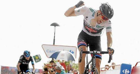 Mañana se disputa la decimoctava etapa entre Roa y Riaza, de 204 kilómetros.