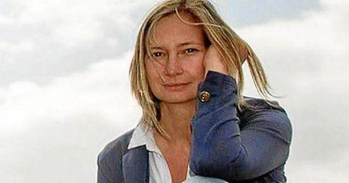 Petra Laszlo ha sido identificada como la periodista que aparece en las imágenes.