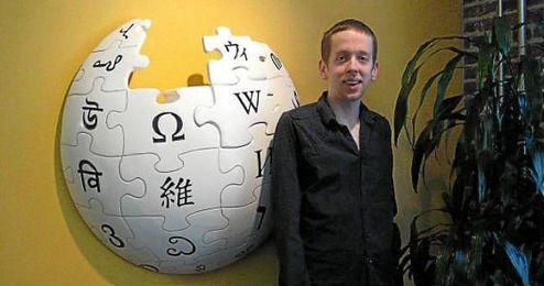 Kevin Gorman, primer editor institucional de Wikipedia.