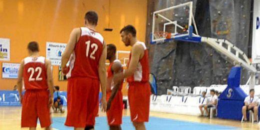 El Baloncesto Sevilla comenzó perdiendo, pero convenciendo.