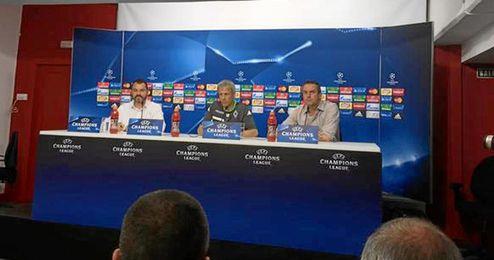 Favre, Sommer y Hahn temen el poderío del Sevilla.