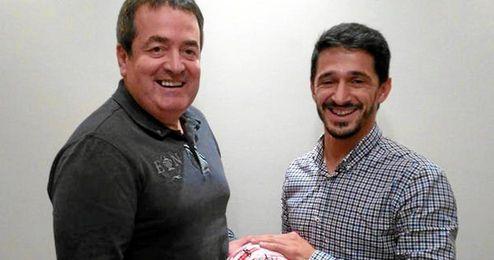 Pereira se ha comprometido con el club lucense.