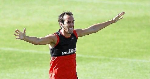 Filipe Luis también estará listo para el partido del próximo sábado contra el Eibar.