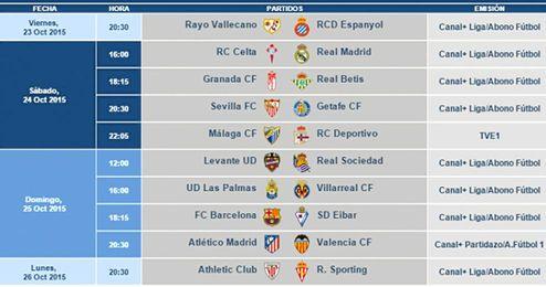 Ya hay horario para el Granada-Betis