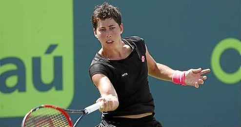 Con su derrota, Garbiñe Muguruza se queda como única representante española en el torneo nipón.