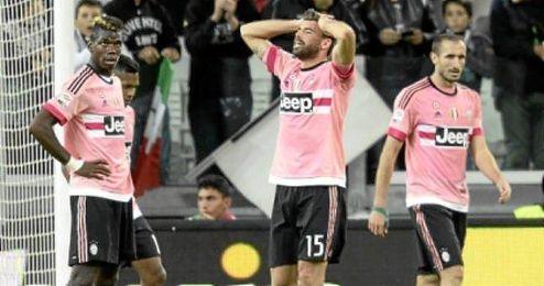 Comienzo desilusionante de los italianos en la Serie A.
