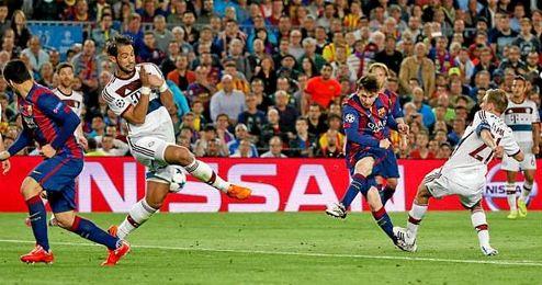 El conjunto azulgrana disputar� su primer partido de la competici�n en el Camp Nou.