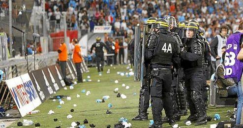 Se plantea endurecer las sanciones posibles contra los clubes con multas y retirada de puntos.