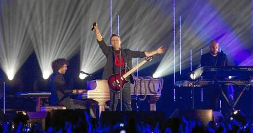 La persona que ha llevado a cabo la denuncia es un polic�a local de Sevilla que asisti� al concierto.