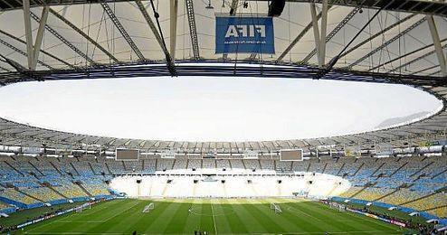 Maracan� ser� otra de las sedes de los Juegos Ol�mpicos.