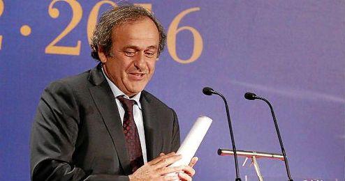 """""""Estuve empleado por la FIFA como un asesor especial del presidente""""."""