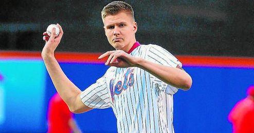 Kristaps Porzingis se ha convertido en un referente en el deporte neoyorquino.