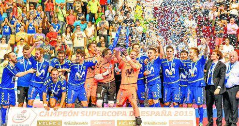 El campeón de Liga, Inter Movistar, visitará Sevilla.
