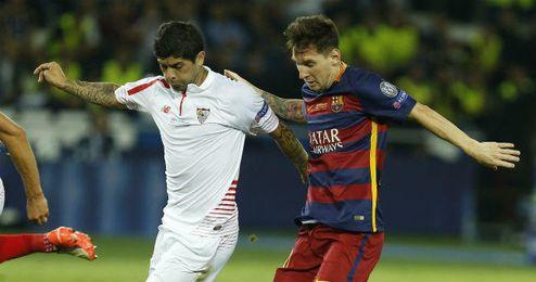 Banega y Messi ser�n dos de los grandes ausentes.