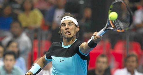 En la segunda ronda se medirá con el canadiense Vasek Pospisil.