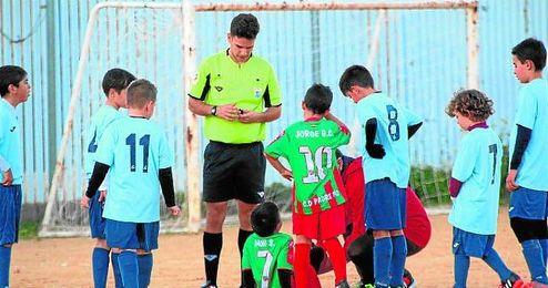 El Padre Pío es uno de los clubes que tiene equipos tanto a nivel federado como en las competiciones del Instituto Municipal de Deportes.
