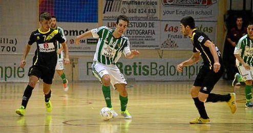 Lance del Betis FSN-O´Parrulo Ferrol.