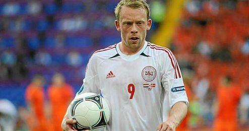 Krohn-Dehli deberá pasar por la repesca si quiere jugar otra Eurocopa.