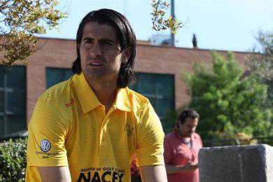 Rubén de la Red, ex-jugador del Real Madrid