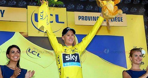 """""""Creo que es un gran recorrido, que realmente desafía cada aspecto del ciclismo""""."""