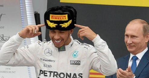 Lewis lidera con 302 puntos, con 66 sobre Vettel y con 73 respecto a otro alemán, su compañero y rival Nico Rosberg.
