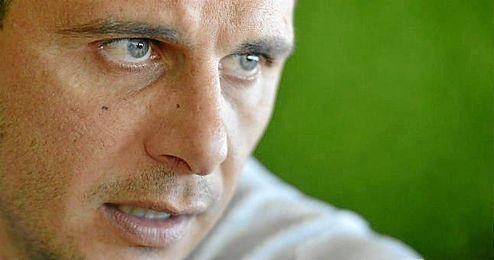 El jugador del Betis, Joaquín Sánchez, en su entrevista más completa con ED.