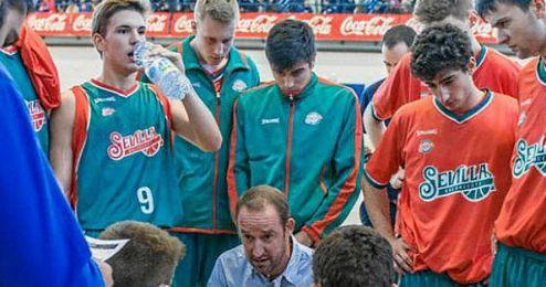El CB Sevilla J�nior consigui� el tercer puesto en el torneo de L'Hospitalet de la pasada temporada.