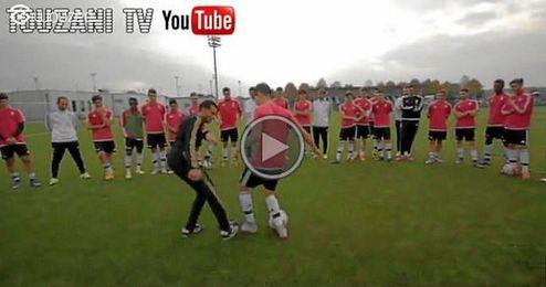 (Vídeo) Humillando a los jugadores de la Juve