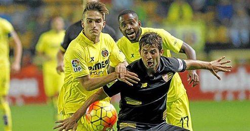 """Denis: """"El Sevilla nota mucho cuando no está Banega"""""""