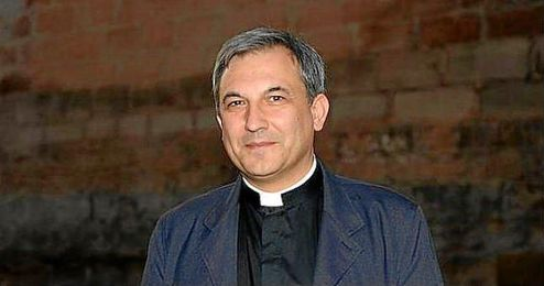 En la imagen, Lucio Vallejo Balda, sacerdote detenido por el Vaticano.