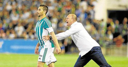 Rubén Castro sigue siendo clave en este Betis.
