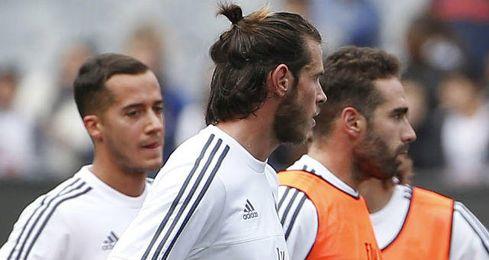 Bale y Carvajal estarán disponibles para Benítez.