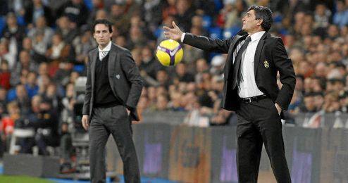 Emery iguala a Juande, que en la 06/07 logr� derrotar a Real Madrid y Barcelona.
