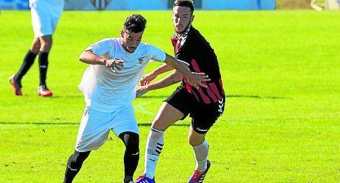Lance del Sevilla C-�Cense�.