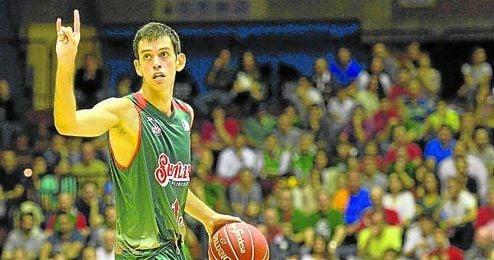 El Baloncesto Sevilla espera superar los casi 4.500 espectadores que hubo ante el Barça.
